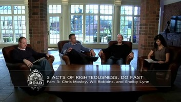 Episode 190: 3 Acts of Righteousness, Part 3: Do Fast
