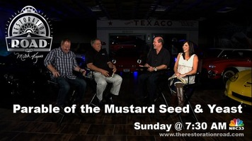 Episode 243: Parable of the Mustard Seed and Yeast
