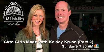 Episode 251: Cute Girls Made with Kelsey Kruse (Part 2)