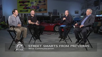 Episode 337: Street Smarts from Proverbs - Wise Communication