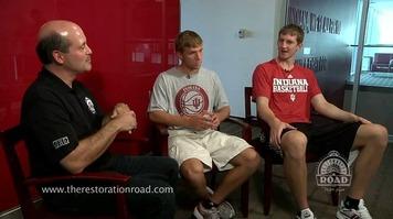 Episode 118: Faith and Basketball with Cody Zeller & Jonny Marlin