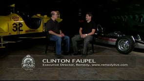 Episode 123: Remedy with Clinton Faupel